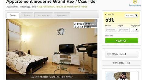 Airbnb, votre prochaine source d'inspiration UX et design? | Veille ergonomie & architecture de l'information | Scoop.it