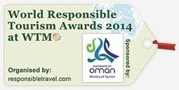 World Responsible Tourism Awards Long-list published   Responsible Tourism   Scoop.it