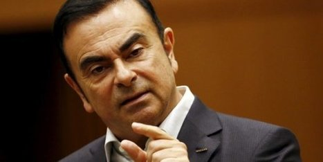 """Le talent se paie"", dit Carlos Ghosn, le patron de Renault-Nissan, à des étudiants 