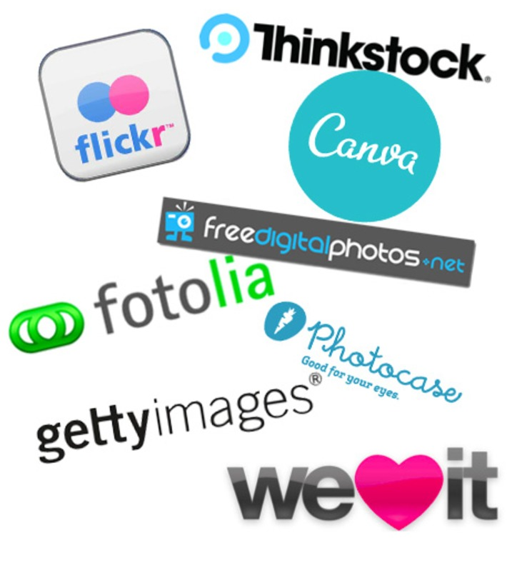 Trouvez la banque d'images faite pour vous - | TIC et TICE mais... en français | Scoop.it