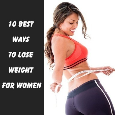 10 Best Ways To Lose Weight For Women | justin kavanagh Fitness | Scoop.it