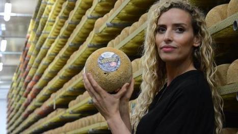Quand la mimolette rencontre une fille à fromages | The Voice of Cheese | Scoop.it