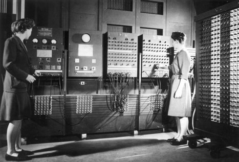 Who Really Created Modern Tech? The Forgotten Female Programmers Story | Linking Literacy & Learning: Research, Reflection, and Practice | Scoop.it