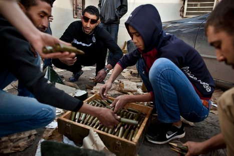 On the Contraband Trail With #Libya 's Gun Smugglers | News in english | Scoop.it
