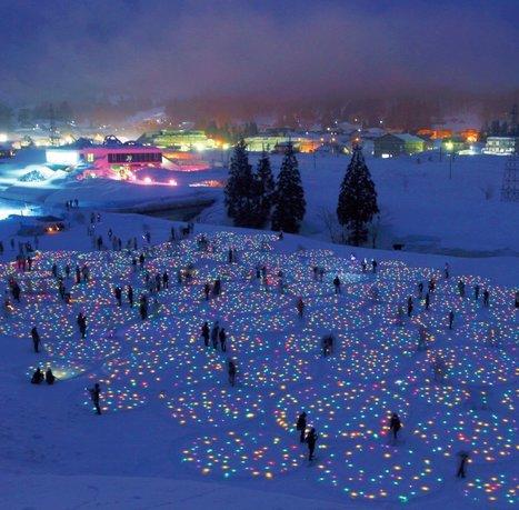 The #Largest #Art #Festival in the #World: The Echigo-Tsumari Art #Triennale | Luby Art | Scoop.it
