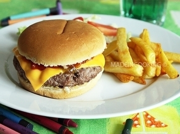 Cheeseburger façon Mcdo® : la recette facile | Hobby, LifeStyle and much more... (multilingual: EN, FR, DE) | Scoop.it