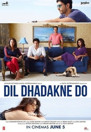 Dil Dhadakne Do (2015) Hindi PDVD Rip 700mb | 9xmovies | Latest Music Updates | Scoop.it