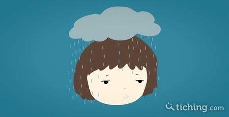 3 pautas básicas para reducir la ansiedad infantil | Recurso educativo 750690 - Tiching | ser o no ser | Scoop.it