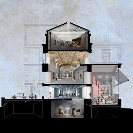 Ampliación de El Prado, propuesta de OMA | METALOCUS | The Architecture of the City | Scoop.it