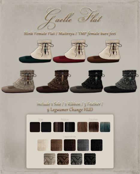 ::C'est la vie !:: Gaelle Flats for Cosmopolitan   ::C'est la vie!::   Style of LIFE   Scoop.it