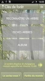Clés de forêt - Android Apps on Google Play   Réseau Tela Botanica   Scoop.it
