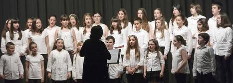 Un centenar de alumnos de la Escuela de Música celebraron el final ... - El Diario Montanes | Música y arte puertorriqueño | Scoop.it