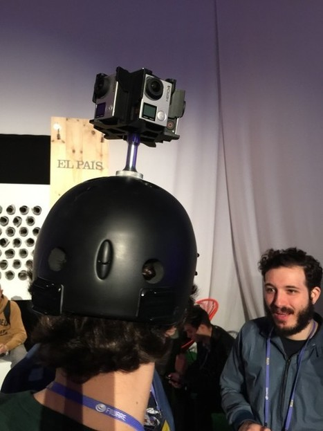 Réalité virtuelle : attention, un média nouveau est en train d'émerger | qrcodes et R.A. | Scoop.it