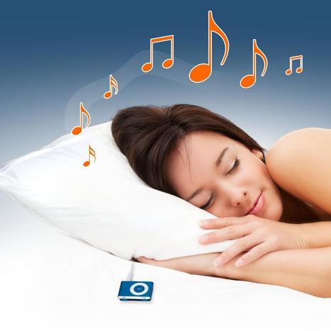 Music to the ears for a good night's sleep? New therapy for insomnia | 'Eclectic Beats' | Scoop.it