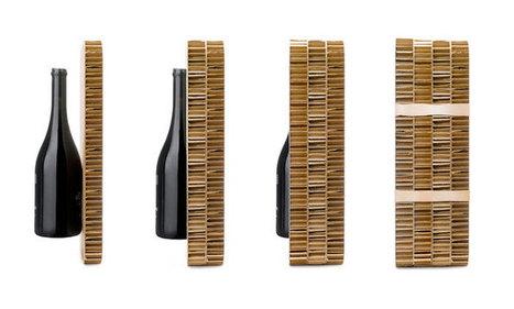 Original comme emballage...... | Le Vin et + encore | Scoop.it