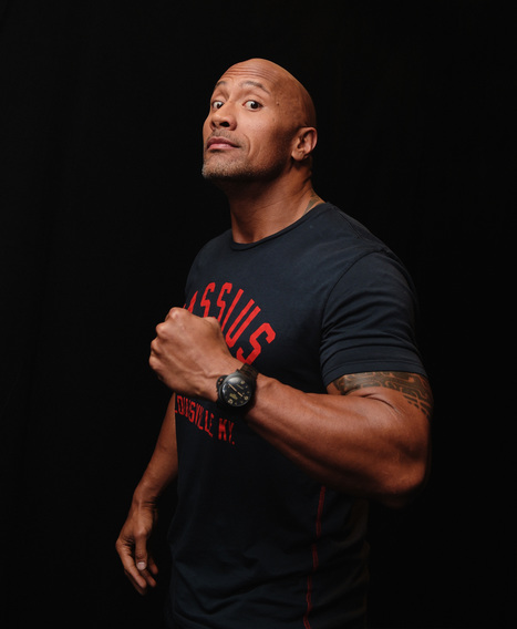 The Rock Reveals Original Plans For Big Tag Match With Former NFL Player   cody121   Scoop.it
