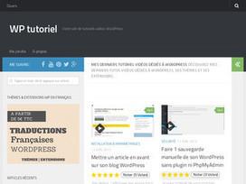 Tutoriels WordPress | Communication web professionnelle | Scoop.it