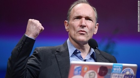 Tim Berners-Lee: The Web needs its freedom - CNN | Education | Scoop.it