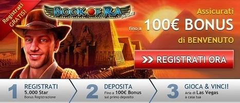Gioca gratis alla slot Book of Ra Deluxe online | Book Of Ra Online | Book Of Ra Deluxe Online | Scoop.it