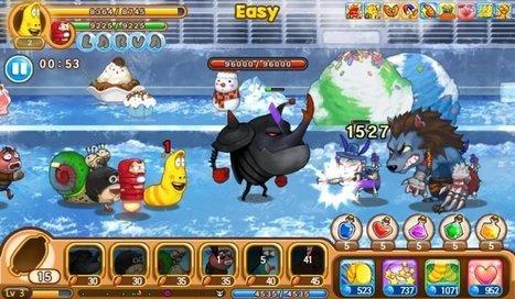 Download Game Lucu Larva Heroes   Game Gratisan   Movie and game   Scoop.it