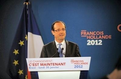 François Hollande à Brest. «Je veux être le président qui tiendra ses engagements» | La revue de presse de la semaine - du 30 janvier au 5 février | Scoop.it