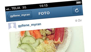 Skolans lunch en hit på Instagram - NVP.se - Nacka Värmdö Posten på nätet | ikttove | Scoop.it