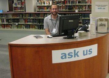 Библиотеки и молодёжь » Новые модели справочной службы | Bibliographic service in library | Scoop.it