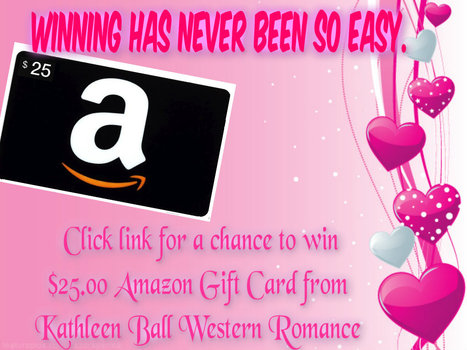 Kathleen Ball Western Romance | Sweepstakes | Authors, writers, readers exchange | Scoop.it