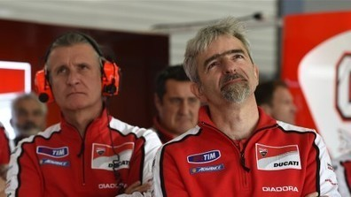 Dall'Igna: 'Lots of steps in the right direction' | Ductalk Ducati News | Scoop.it