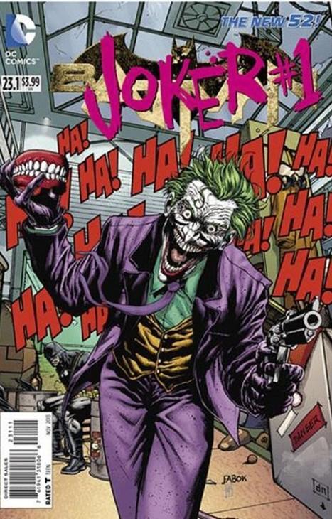 EEUU: Portadas de Batman en el Mes de los Villanos - Hobby Consolas | Movies, TV, Books, Comics, Games | Scoop.it