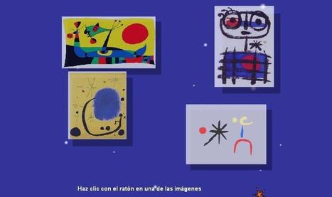 Miró, Mondrián, Paul Klee, Pollock | Agrega | arte e educación infantil | Scoop.it
