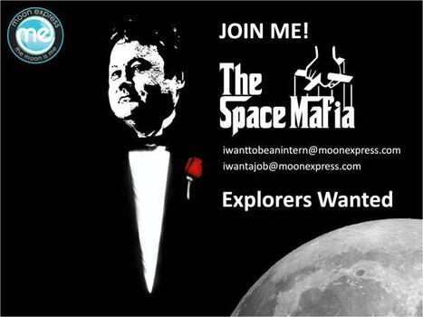 Moon Express wants you... for the Moon ! | Space matters | Scoop.it