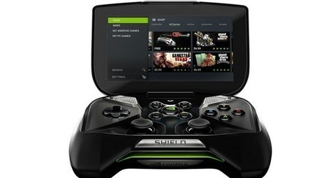 La Nvidia Shield Portable passe à Android 5.1 et à Chromecast | [OH]-NEWS | Scoop.it