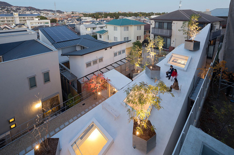 sou fujimoto: house K maximizes space with SOARING roof | The Architecture of the City | Scoop.it