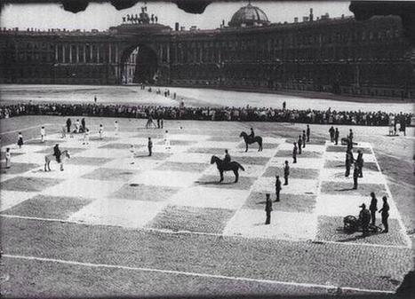 History In Pictures sur Twitter | Chess at school | Scoop.it