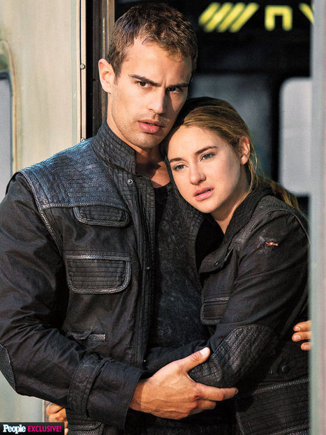 Shailene Woodley's People Magazine Interview with New Tris and Four Pic! | All things YA - Books, Publishing, Writing, Blogging, Reviews | Scoop.it
