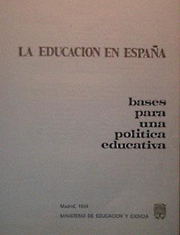 EDUCACIÓN EN ORCASUR: Así era la educación en la España de los años sesenta. No queremos volver atrás | Traiciones y reacciones a favor de la educación | Scoop.it