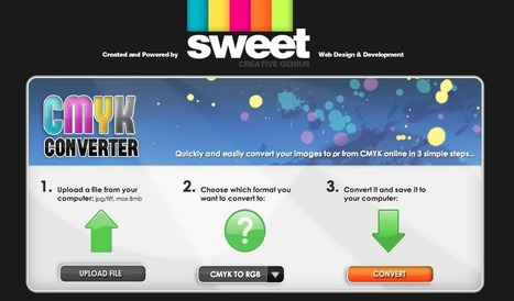 CMYK Converter - Convert images between CMYK and RGB online | Teaching & Learning Resources | Scoop.it