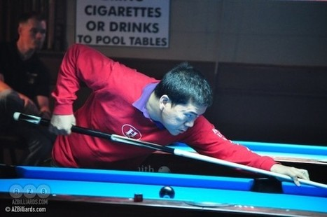 Kiamco over Hillbilly Twice For OK State Barbox Title | Pool & Billiards | Scoop.it