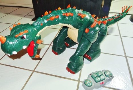 Spike The Ultra Dinosaur Review The Mechanical Dinosaur | News | Scoop.it