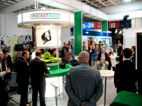 Pocketbook to Debut new e-Reader and Tablets at IFA | Pobre Gutenberg | Scoop.it