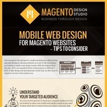 Mobile Web Design For Magento Websites – Tips to Consider | Visual.ly | Magento Design | Scoop.it