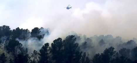 Helicopter pilot killed in ongoing battle against Valencia wildfires | Family Life In Spain | Scoop.it