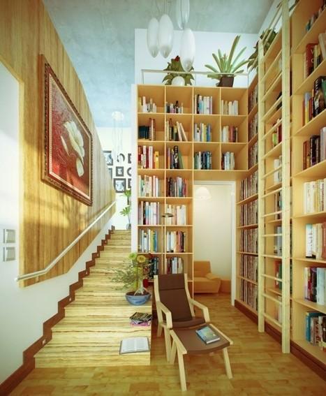 Reading Corners | Designing Interiors | Scoop.it