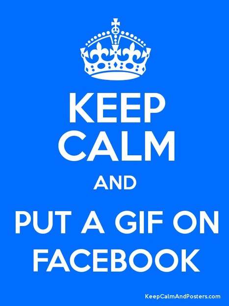 You Can Finally Put GIFs on Facebook, Here's How | Small Business Support | Scoop.it