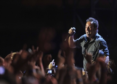 Bruce Springsteen : portrait du «Boss» en humain - Marianne | Bruce Springsteen | Scoop.it