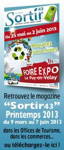 Animations diverses, lotos, foires… en bref Sortir43.com Haute Loire | Le Tourisme en Haute-Loire | Scoop.it
