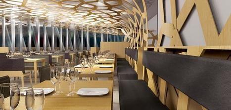 Faites partie des premiers à dîner à La Cité du Vin | Le Vin et + encore | Scoop.it