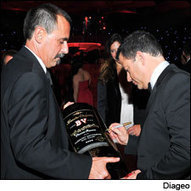 Beaulieu Wins Biggest Bottle At the Emmys | Vitabella Wine Daily Gossip | Scoop.it