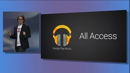 Google Play Music All Access arrives in seven new European countries | Google Music | Scoop.it